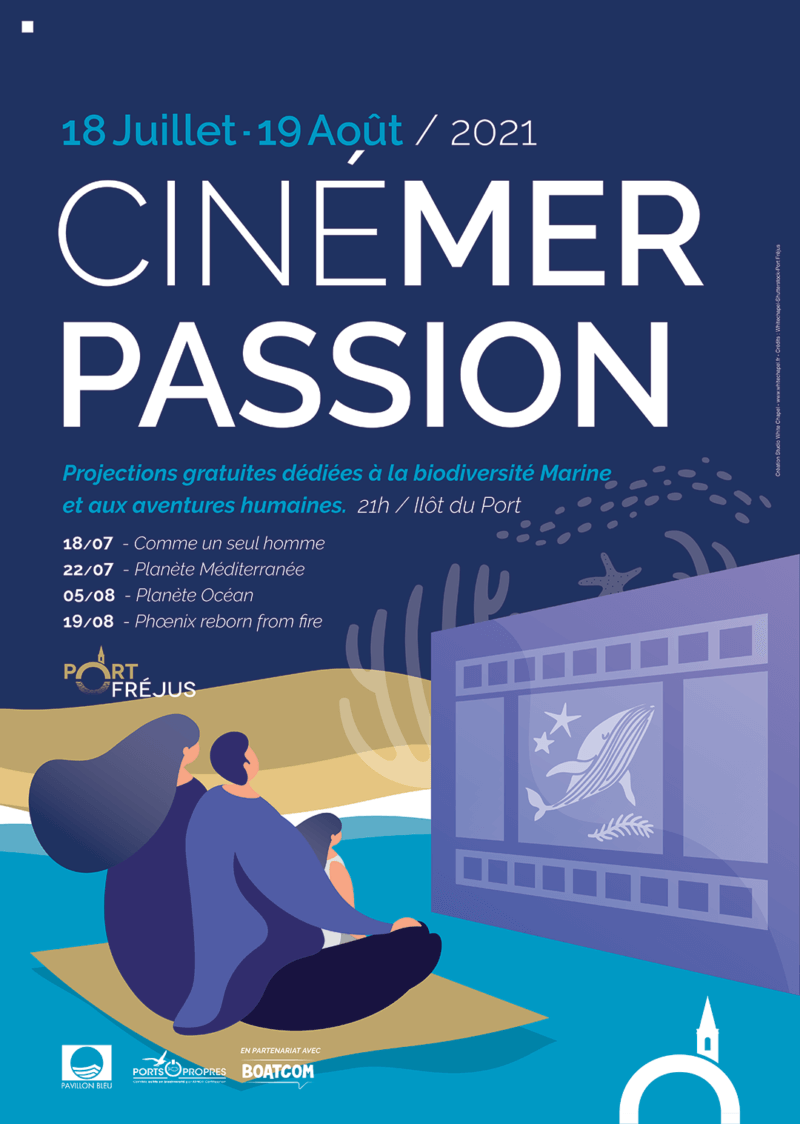 "Ciné-Mer passione ""Pianeta Mediterraneo"""